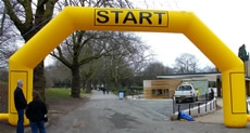 Inflatable Arches - London - Manchester - Birmingham - Glasgow - Edinburgh, Newcastle - Hull - Bristol - Cardiff - Swansea